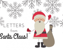 Get a Free Letter from Santa Straight from the North Pole!
