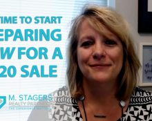 When's a Good Time to Start the 2020 Home-Selling Process?