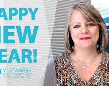 Happy New Year From M. Stagers Realty Partners